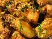 gà rang, lá chanh, cách làm, nấu ăn ngon