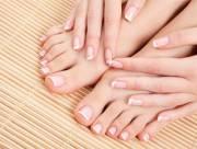 sơn sửa móng, cách sơn móng chân, nail, làm đẹp