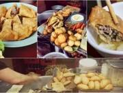 cách làm bánh gối, bánh gối gốc đa ,bánh gối phố cổ ,bánh gối hà nội