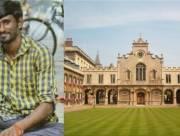 Ngưỡng mộ, cậu bé, ăn xin, hè phố, sinh viên đại học Cambridge