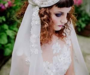váy cưới họa tiết hoa, váy cô dâu, thời trang cưới, bộ sưu tập váy cưới