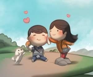 Bộ ảnh về tình yêy,tình yêu là gì, Bộ ảnh, cute, đốn tim, tình yêu ngọt ngào