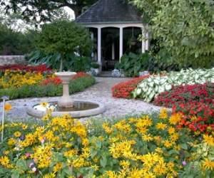 Vườn hoa, những vườn hoa đẹp trên thế giới, New York, mỹ, nhật bản, nam phi, anh