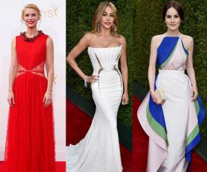 Emmy Awards 2014, Giải thưởng truyền hình Mỹ, thời trang của sao, váy dạ hội, thời trang thảm đỏ, sao hollywood