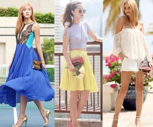 Thời trang mùa thu, thời trang nữ, tín đồ thời trang, bloger, fashionista, xu hướng thời trang thu 2014