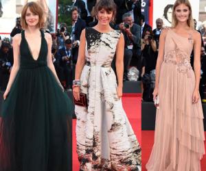 Liên hoan phim, Venice 2014, Emma Stone, Thảm đỏ, thời trang của sao, thời trang dạ hội