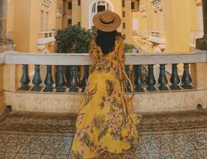 Bí kíp, chọn váy áo, du lịch, 'ảo diệu', hot girl, cua so tinh yeu