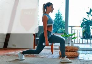 Herbalife Nutrition, tập thể dục tại nhà, dụng cụ hỗ trợ tập thể dục tại nhà
