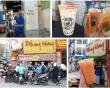 quán trà sữa bình dân, quán trà sữa, cửa hàng nhỏ, Đồ uống giải khát, quán xá sài gòn, ăn cả thế giới, trà sữa, Sài Gòn, ăn vặt, trà sữa sài gòn, cua so tinh yeu