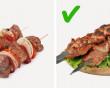 Mẹo hay nhà bếp, nướng thịt, cua so tinh yeu