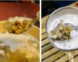 sữa đậu xanh ,ăn cả thế giới, Sài Gòn, đậu xanh cốt dừa, kem đậu xanh, chè đậu xanh, cua so tinh yeu