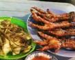 Top 6 quán chân gà nướng, ngon nhất tại Hà Nội, cửa sổ tình yêu.