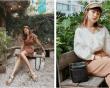 Mặc đồ đẹp, Xu hướng thời trang 2019, Thời trang hè 2019, Áo trễ vai, Áo cổ chữ V, Áo cổ vuông, cua so tinh yeu