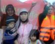 5 cô giáo mầm non, dầm mình trong nước lũ, cửa sổ tình yêu.