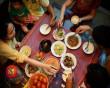 Ăn Chung Gây Bệnh, Văn Hóa Gắp Thức Ăn, Chấm Chung Chén Nước Mắm, Nhiễm Bệnh Do Thói Quen Ăn Uống, cua so tinh yeu