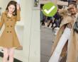 Kiểu áo khoác, dáng oversized, mặc đẹp, chuẩn mốt, cửa sổ tình yêu.