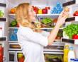 mẹo khử mùi tủ lạnh, mẹo vặt, khử mùi hôi tủ lạnh, cua so tinh yeu