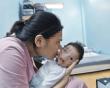 Hôn trẻ, Virút RSV, Bệnh hô hấp, Bệnh lây qua tiếp xúc, cua so tinh yeu