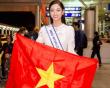 Hoa hậu Lương Thùy Linh, Miss World, trục trặc visa, cửa sổ tình yêu.