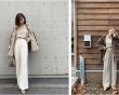Mặc đồ đẹp, Xu hướng thời trang 2019, Quần jeans trắng, Quần jeans, Quần kẻ, Quần ống suông, cua so tinh yeu