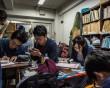 cha mẹ châu Á, đua thành tích, làm cha mẹ, dạy con