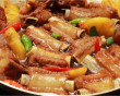 sườn kho dứa, món ngon, dứa, thịt lợn