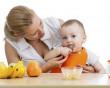 thực phẩm cho bé ăn dặm, nguyên tắc ăn dặm, phối hợp thực phẩm