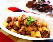Món ngon, sườn kho khoai tây, món kho ngon, món ngon từ sườn