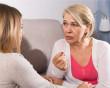 sợ bố mẹ chồng, căng thẳng, ám ảnh gặp nhà chồng, mâu thuẫn,, lo lắng, trầm cảm sau sinh