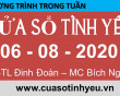 Nghe Cửa Sổ Tình Yêu Hôm Nay ngày 06-08-2020 | TƯ VẤN TÂM LÝ ĐINH ĐOÀN | cửa sổ tình yêu mới nhất