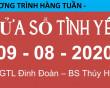 Nghe Cửa Sổ Tình Yêu mới nhất ngày 09-08-2020   TƯ VẤN TÂM LÝ ĐINH ĐOÀN   Cửa Sổ Tình Yêu Hôm Nay