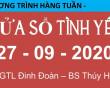Chương trình Cửa Sổ Tình Yêu mới nhất 27-09-2020 | TƯ VẤN TÂM LÝ ĐINH ĐOÀN - Cửa Sổ Tình Yêu 2020