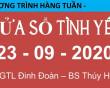 Nghe lại chương trình Cửa Sổ Tình Yêu hôm nay 23-09-2020 - TƯ VẤN TÂM LÝ - Cửa Sổ Tình Yêu 2020