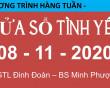 Nghe lại chương trình Cửa Sổ Tình Yêu mới nhất 08-11-2020 - CGTL ĐInh Đoàn - BS Vũ Minh Phượng