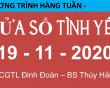 Chương trình Cửa Sổ Tình Yêu hôm nay 19-11-2020 - TƯ VẤN TÂM LÝ ĐINH ĐOÀN