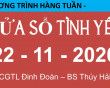 Nghe lại chương trình Cửa Sổ Tình Yêu ngày 22-11-2020 - Tư vấn Đinh Đoàn