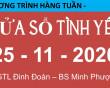 Cửa Sổ Tình Yêu Hôm Nay 25-11-2020 - TƯ VẤN TÌNH YÊU Đinh Đoàn