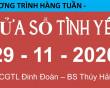 Nghe chương trình Cửa Sổ Tình Yêu hôm nay 29-11-2020