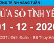 Nghe chương trình Cửa Sổ Tình Yêu hôm nay 01-12-2020