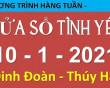 Nghe lại Cửa Sổ Tình Yêu mới nhất 10-1-2021