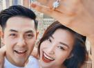 Ông Cao Thắng, Đông Nhi, đám cưới, cửa sổ tình yêu.