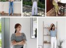 hot trends 2019, áo blouse, mix đồ, mặc đẹp, mốt14, cua so tinh yeu