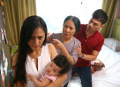 Mâu thuẫn với Cha mẹ, Mâu thuẫn Anh chị em, chuyện gia đình, mẹ chồng - nàng dâu.