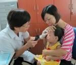 đau mắt đỏ ở trẻ, nguyên nhân đau mắt đỏ, triệu chứng đau mắt đỏ, điều tị đau mắt đỏ, biến chứng đau mắt đỏ, phòng bệnh đau mắt đỏ