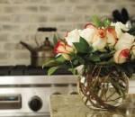 mẹo giữ hoa được tươi, mẹo cắm hoa, mẹo vặt gia đình, bí quyết giữ hoa lâu héo, cua so tinh yeu