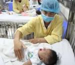 cúm, bệnh nhi, bệnh viện, truyền nhiễm, cua so tinh yeu