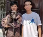 chó Phú Quốc, Mậu Tuất, 2018, Nguyễn Xuân Hữu Tâm, trường THPT chuyên Quốc Học Huế, đánh hơi, TP Huế, cua so tinh yeu