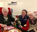 Cặp vợ chồng, 93 tuổi, qua đời, cùng ngày, 80 năm gắn bó