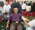 hiến máu cứu người, nhóm máu hiếm, Rh-, Rh+, cua so tinh yeu