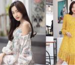 5 xu hướng, thời trang hè, xinh như gái hàn, hot, trang phục hè, phong cách, cua so tinh yeu